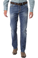 GARDEUR The Heritage Denim Stretch BERRY/71171/67