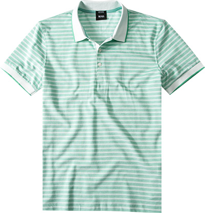 HUGO BOSS Polo-Shirt Fino/31 grün 50267339/387