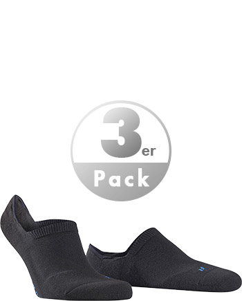 Falke Cool Kick Invisible 3er Pack 16601/3000