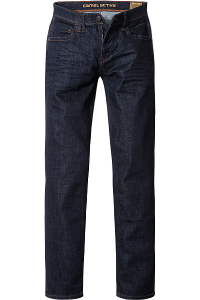Camel Active Jeans Houston Straight Fit Baumwoll Stretch