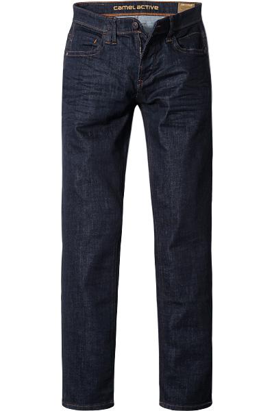 jeans houston straight fit baumwoll stretch indigo von. Black Bedroom Furniture Sets. Home Design Ideas