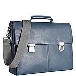 bugatti Manhattan Aktentasche blau 49111205