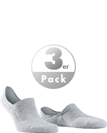 Falke Cool Kick Invisible 3er Pack 16601/3400