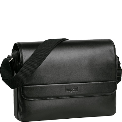 bugatti Nevada Messenger Bag schwarz 49549001