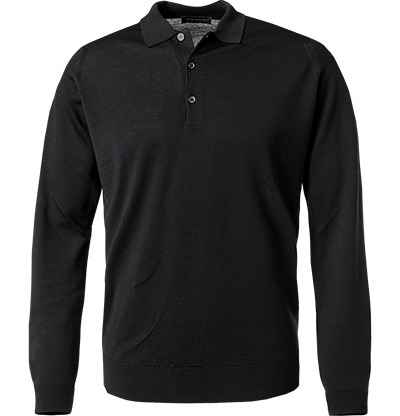 John Smedley Pullover Cotswold/black