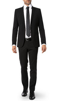 CG Anzug schwarz