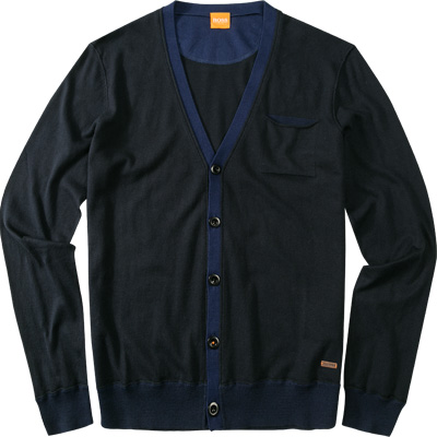 BOSS Orange Cardigan Aterio 50275493/404