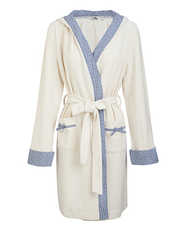 Jockey Damen Dressing Gown beige 858601WH/108