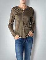 Tommy Hilfiger Damen T-Shirt khaki 1M8764/5046/094