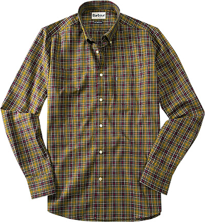 Barbour Hemd Malcolm MSH3234TN11