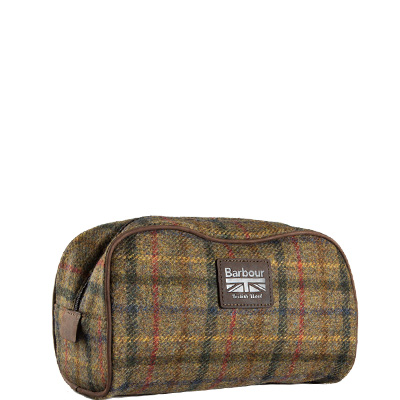 Barbour Tweed Wash Bag UBA0317OL51