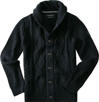 Marc O'Polo Cardigan deep blue 427/6000/61090/894