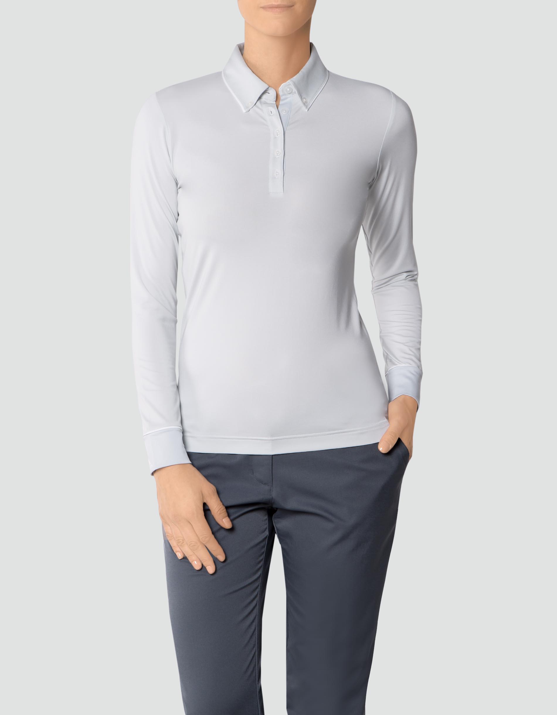 adidas golf damen climalite polo shirt aus funktions material empfohlen von deinen schwestern. Black Bedroom Furniture Sets. Home Design Ideas
