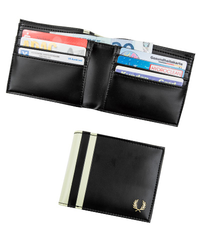Fred Perry Billfold Wallet L2180/102