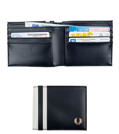 Fred Perry Billfold Wallet L2180/608