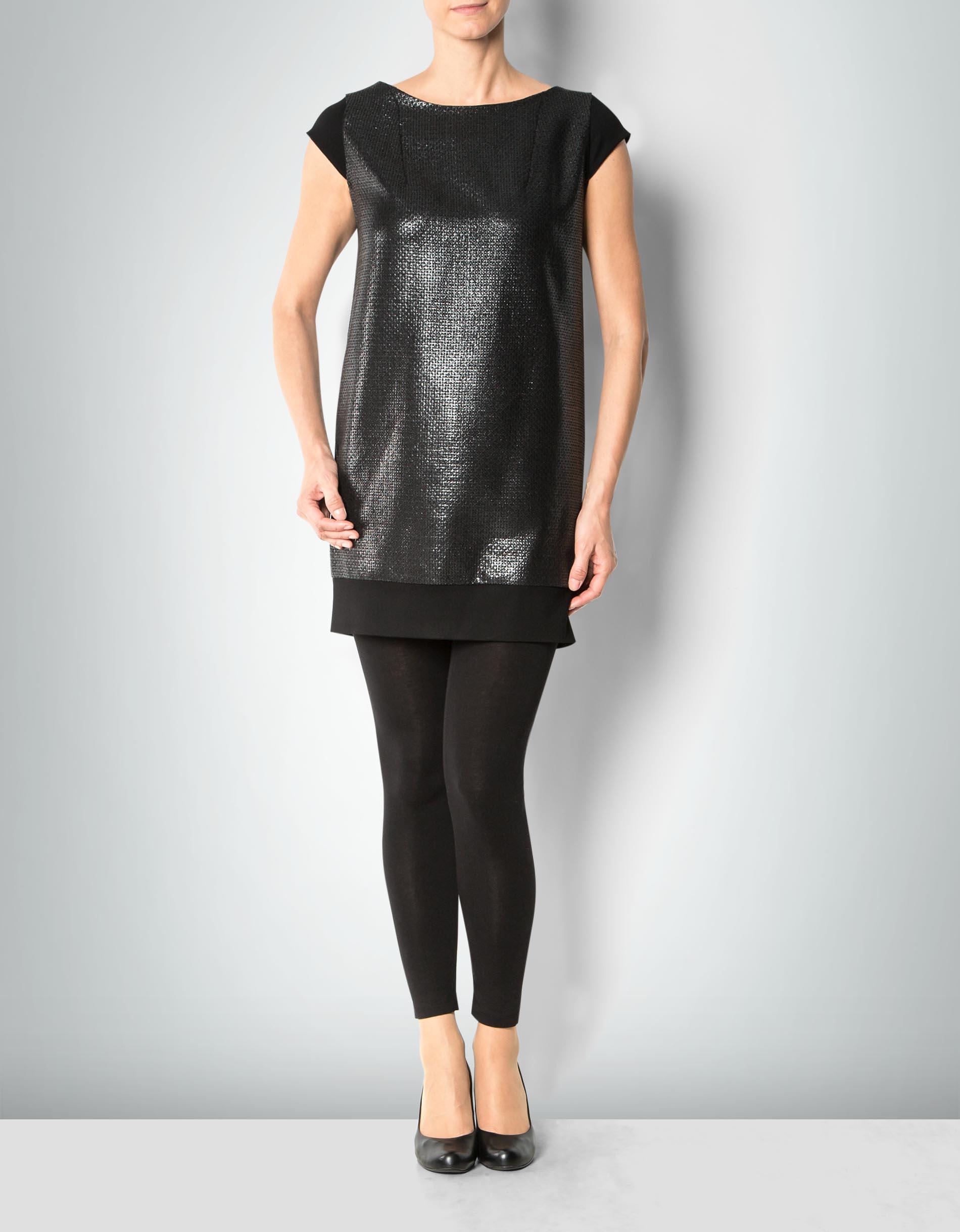 liu jo damen kleid mit metallic effekt empfohlen von. Black Bedroom Furniture Sets. Home Design Ideas