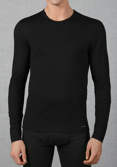 Zegna MRN Long Sleeve Round Neck Z20140/31