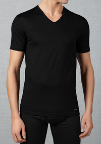 Zegna MRN V Neck Shirt