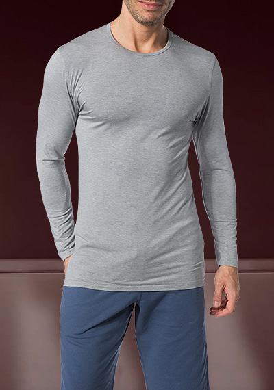 Zimmerli Shirt LS dark shadow 718/8237