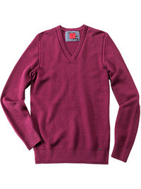 OLYMP V-Pullover Casual body fit