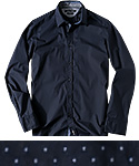 Marc O'Polo Hemd dark blue 427/1140/42248/K89