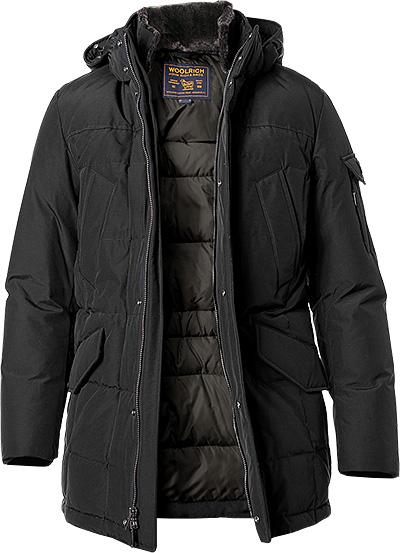 Woolrich parka wocps2255 cn02 blk herren mode als for Billige weihnachtsgeschenke