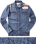 DENIM&SUPPLY Hemd M04-WLFYC/CD006/V4BIW