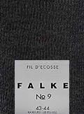 Falke Luxury Kniestrümpfe No.9 3er Pack 15651/3190