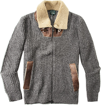 Henry Cotton´s Cardigan