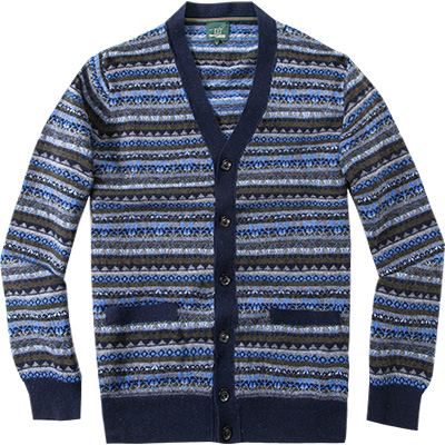 Henry Cotton's Cardigan 9407501/97673/790
