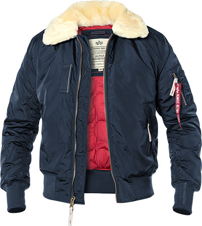 ALPHA INDUSTRIES Jacke Injector III 143104/07