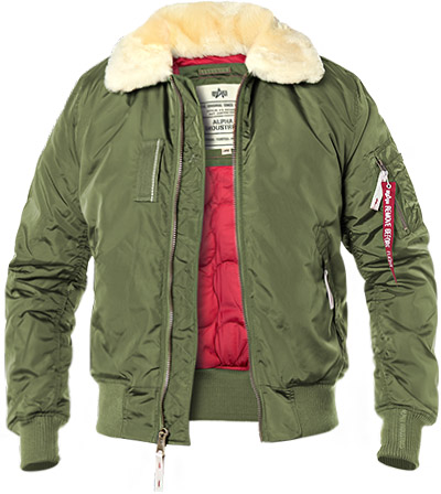 ALPHA INDUSTRIES Jacke Injector III 143104/01