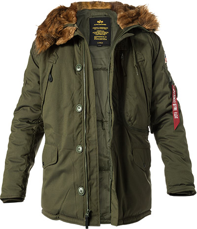 ALPHA INDUSTRIES Jacke Polar 123144/257