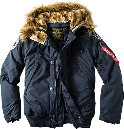 ALPHA INDUSTRIES Jacke Polar SV 133141/07