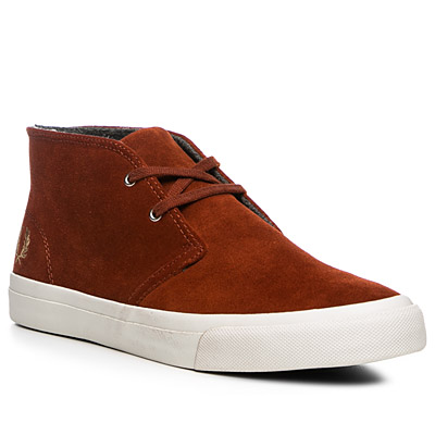 Fred Perry Vernon Mid Suede B5214/283