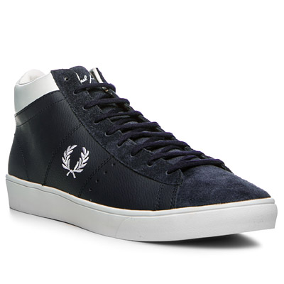 Fred Perry Spencer Mid Leather B5242/608
