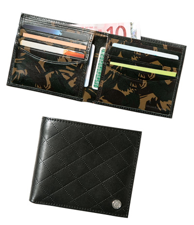 Fred Perry Damen Billfold Wallet L5233/102