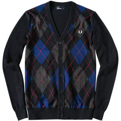 Fred Perry Cardigan K3222/311