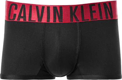 Calvin Klein RED MICRO Low Rise Trunk U8316A/001