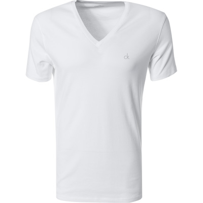 Calvin Klein LIQUID COTTON V-Shirt U8321A/100