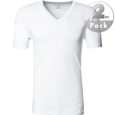 Jockey V-Neck Shirt 2er Pack 18501823/01