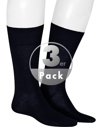 Kunert Men Socken Pure Cotton 3er Pack 878900/2090