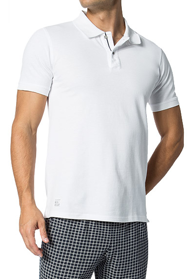 Schiesser Mix & Relax Polo-Shirt 146824/100