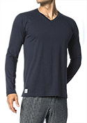 Schiesser Mix & Relax V-Shirt 146861/803