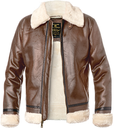 ALPHA INDUSTRIES Jacke B3 FL 143106/20