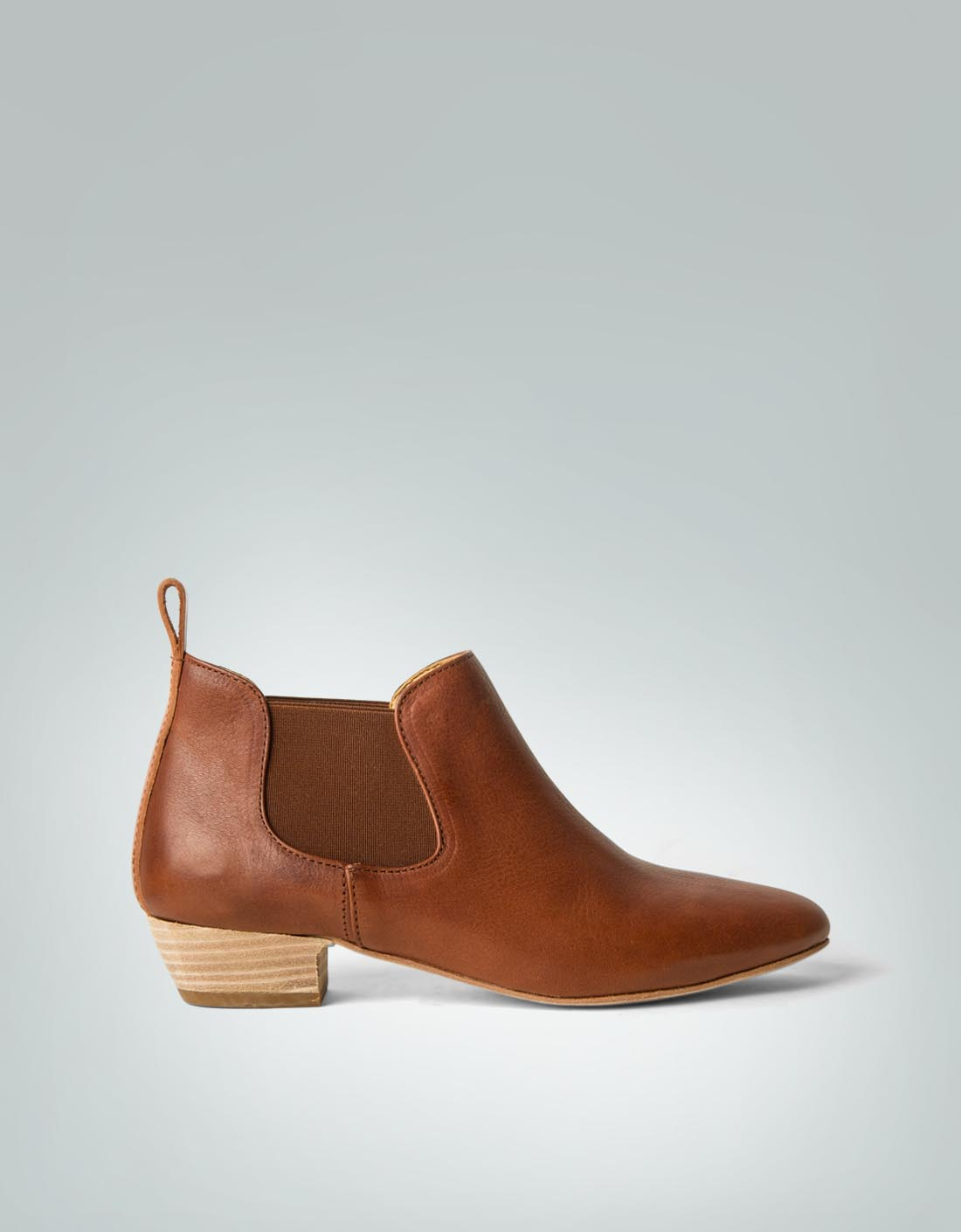 aigle damen mitis chelsea boots mit mittlerem absatz. Black Bedroom Furniture Sets. Home Design Ideas