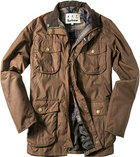 Barbour Jacke New Utility Wax