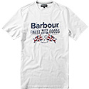 Barbour T-Shirt Finest MTS0083WH11