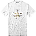 Barbour T-Shirt Shields MTS0085WH11