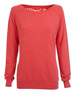Jockey Damen Sweatshirt 851023WH/308